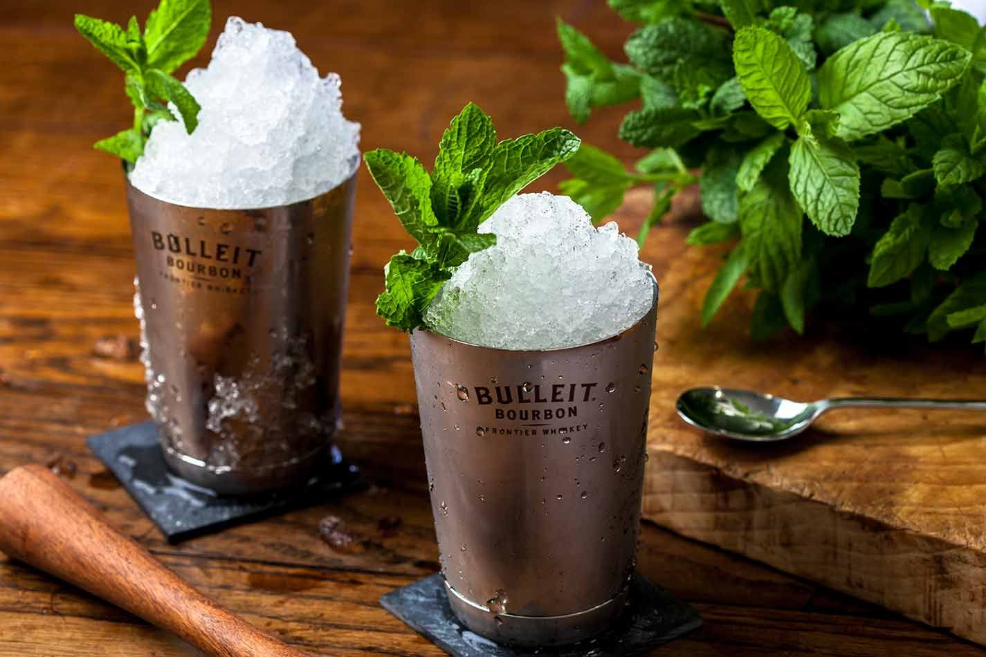 Mint Julep Cocktail Recipe | How to make a Mint Julep