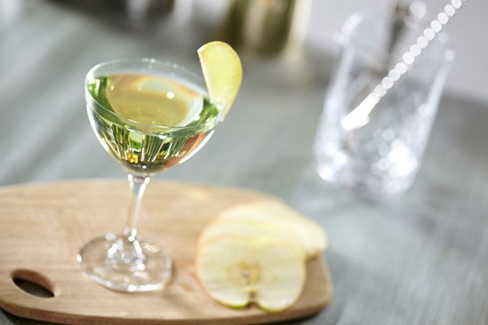 Smirnoff Green Apple Martini