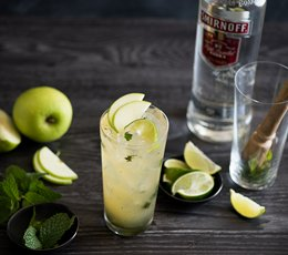 Vodka Apple Mojito