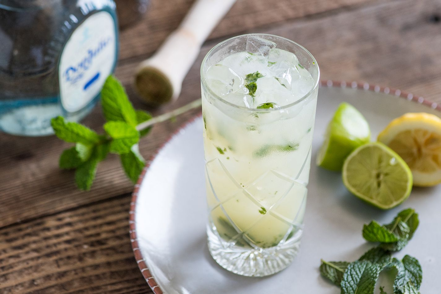 Mojito Tequila Cocktail Recipe — Dishmaps
