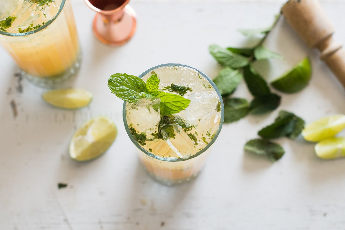 how to make mojito mocktail at home