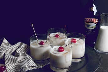 Perfect White Russian