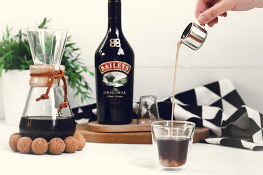 Baileys Original Irish Cream & Coffee