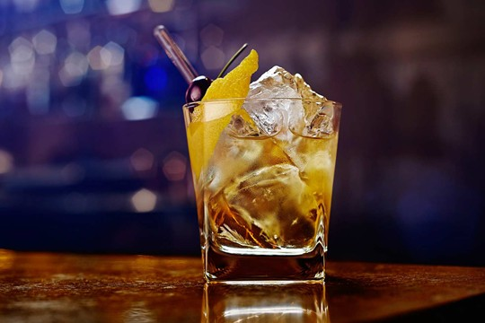 how to make a whiskey old fashioned sweet