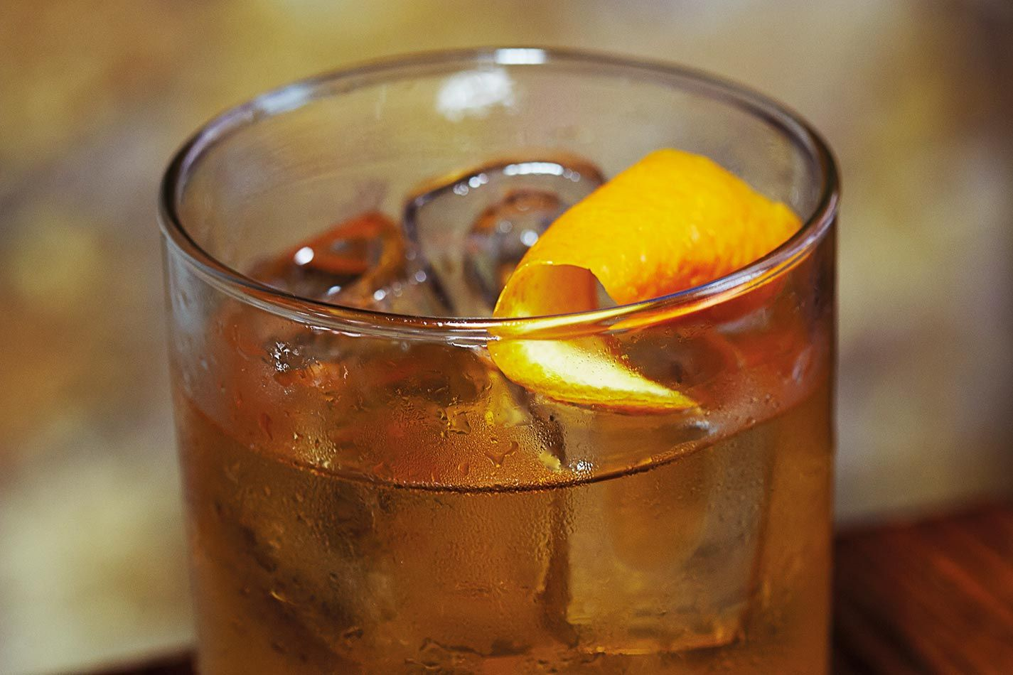 Rum Old Fashioned Cocktail Recipe | Old Fashioned with Rum