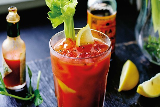 A Bloody Easy Mary