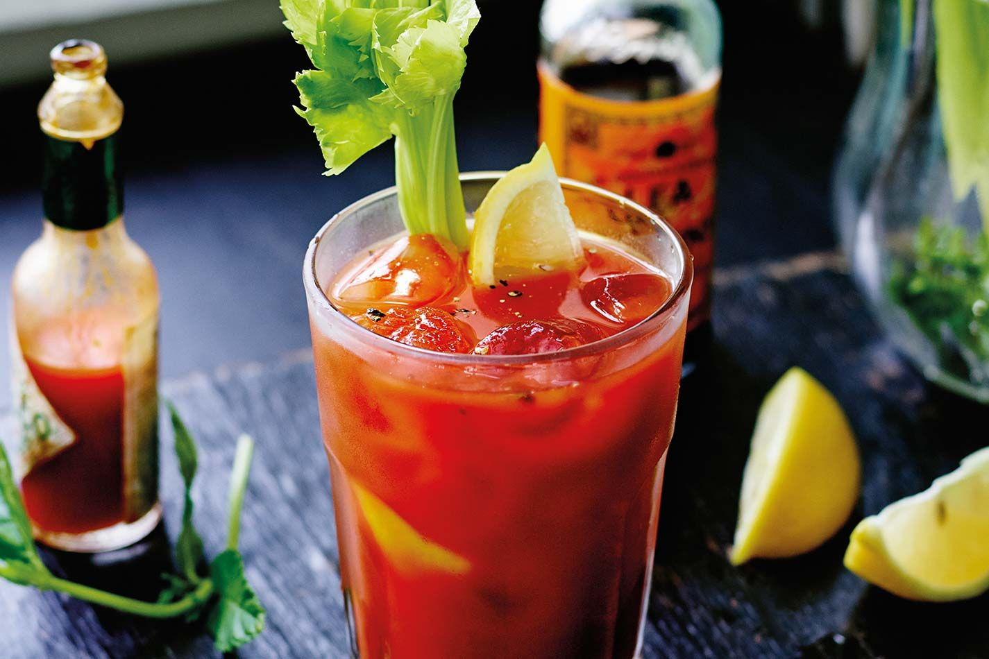 How To Make A Perfect Bloody Mary Cocktail Recipe