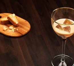 Baileys With a Hint of Biscotti Flavour