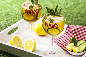 Pimm's No1 & Ginger Ale
