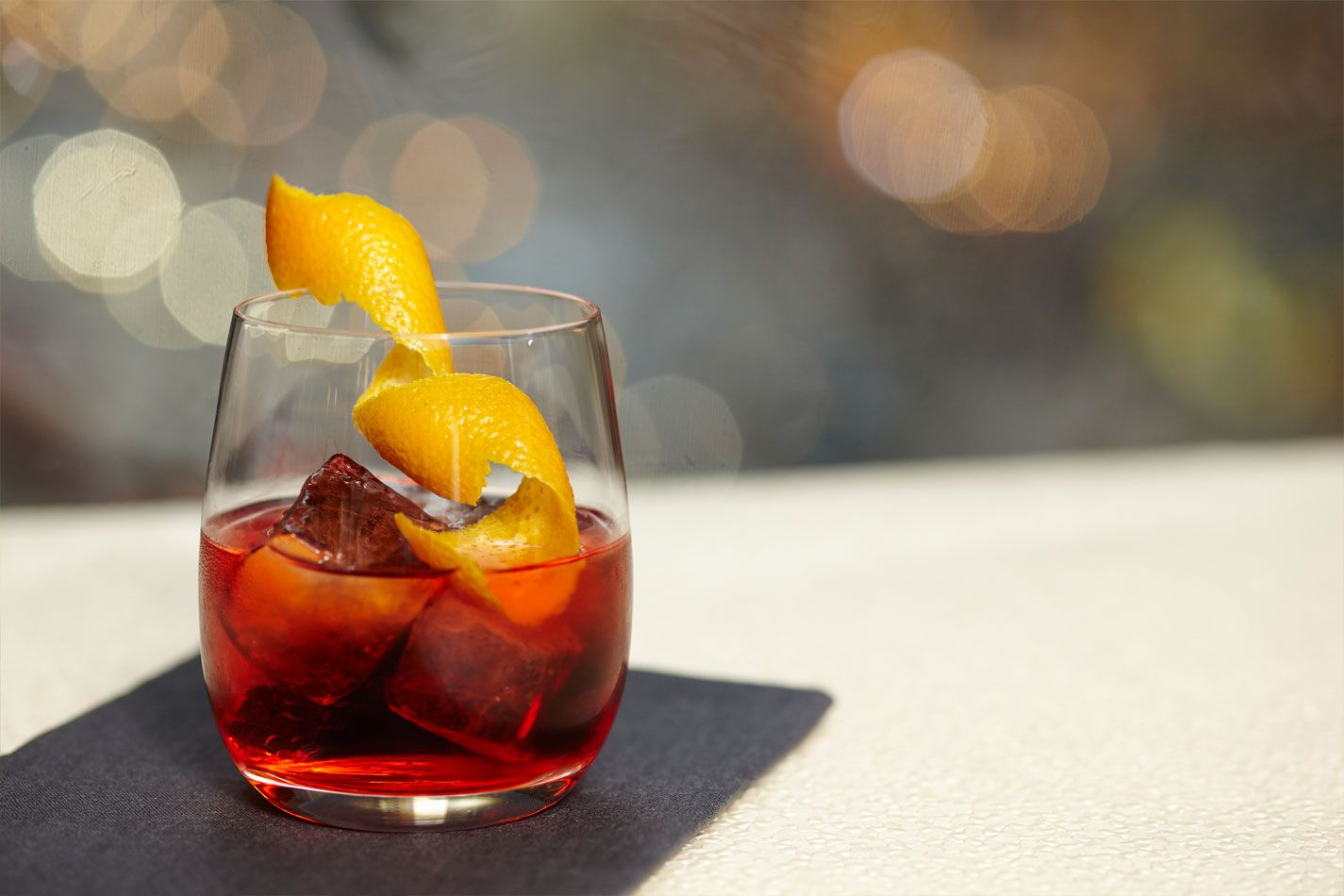 Negroni Cocktail Recipe | How To Make The Perfect Negroni