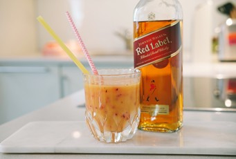 Johnnie Walker Mango Crush