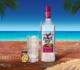 Parrot Bay Passion Fruit Spirit Drink & Lemonade