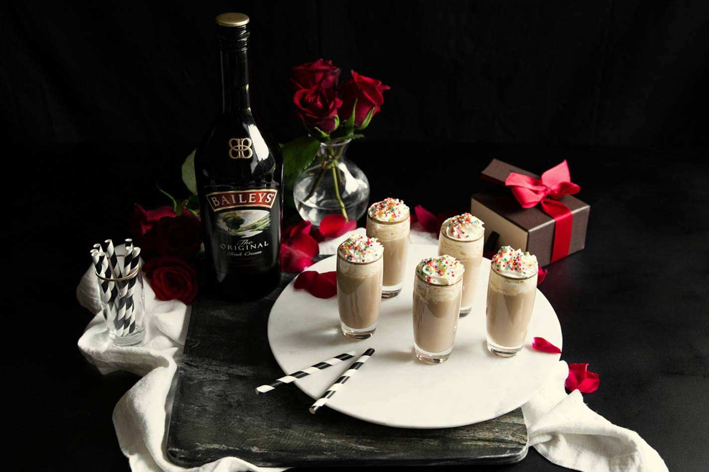 Bailey S Irish Cream Birthday Cake Cocktail Shots Recipe