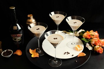 The Baileys Flat White Martini