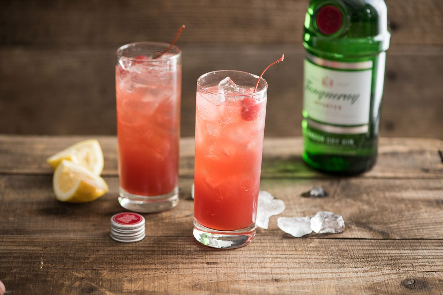 Perfect singapore sling cocktail recipe for Best mixers for gin