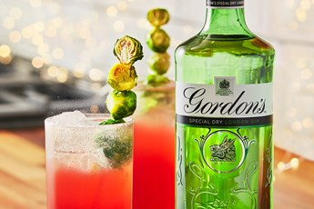 Gordon's Sprouting Gin Fizz