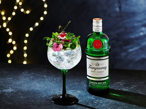 Tanqueray Forager Smash