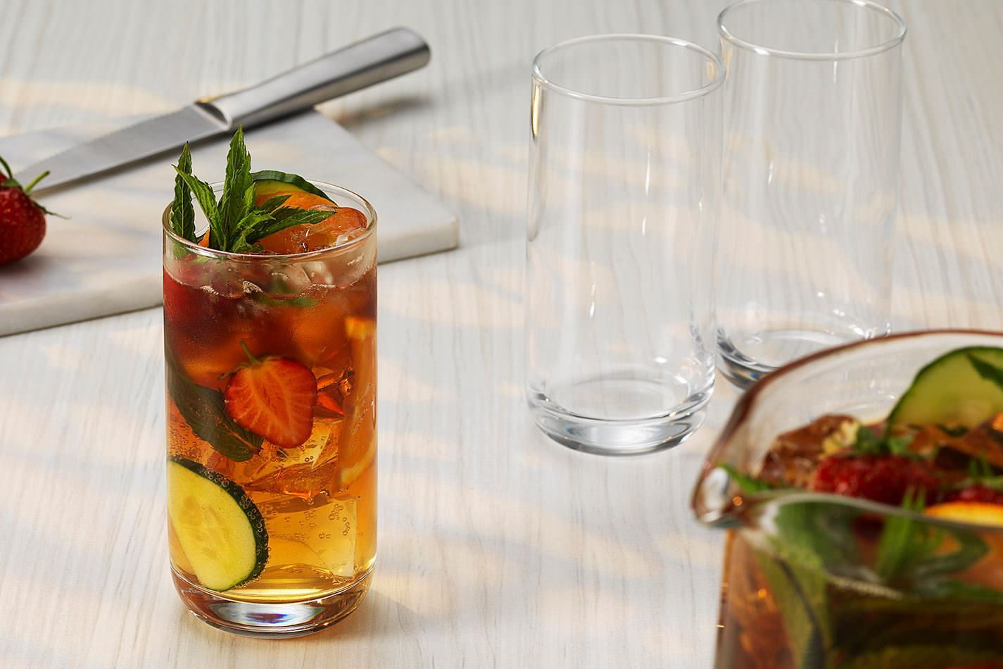 Pimm 39 s recipe pimm 39 s cocktails drink recipes for for What to mix with pimms