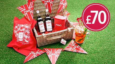 PIMM'S JOLLY GOOD PARTY HAMPER