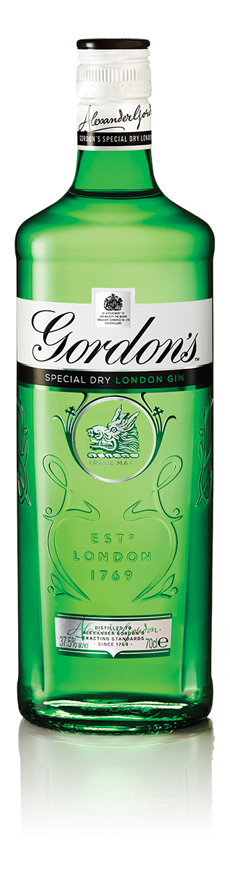 Gordon's® London Dry Gin product shot