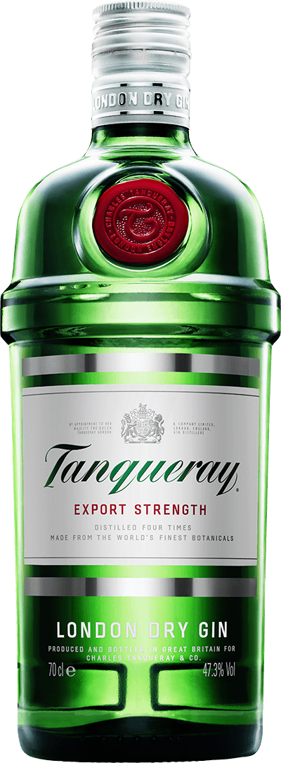what to mix with tanqueray gin