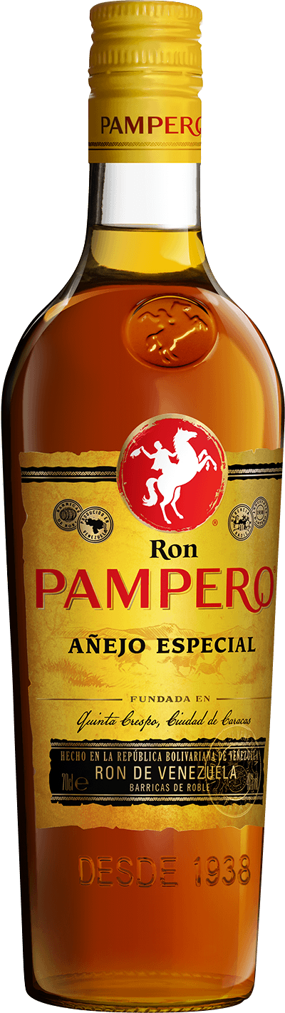 Pampero® Especial Rum product shot
