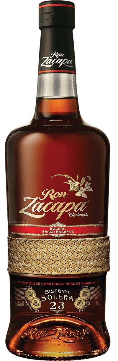 Zacapa centenario 23 years rum cocktails drink recipes for Food bar zacapa