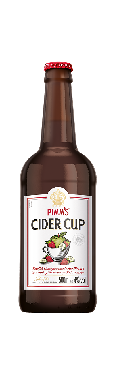 Pimm's® Cider Cup product shot