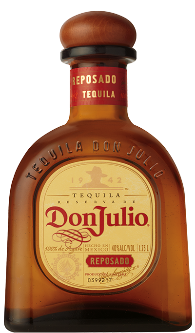 Don Julio® Reposado Tequila product shot
