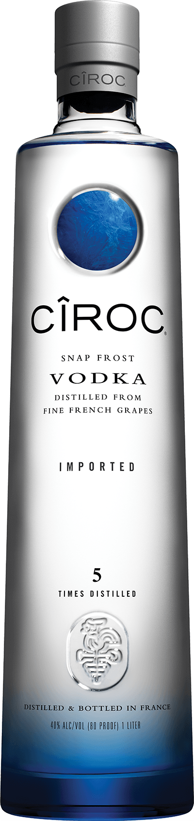 Cîroc® Vodka product shot