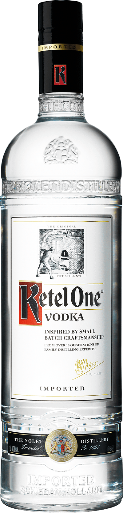 Ketel One® Vodka product shot