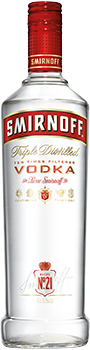 Smirnoff® Vodka product shot