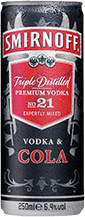 Product image for Smirnoff Premix