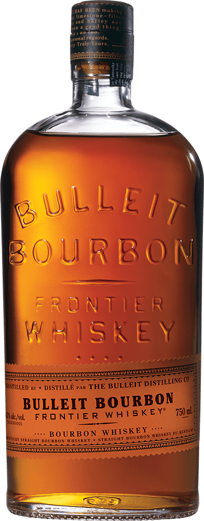 Bourbon product shot